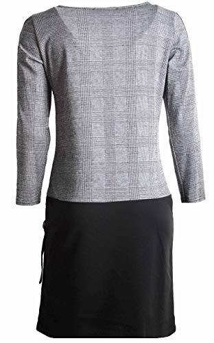 Grau Style Kleid Leslie Bosse Joachim 78gqzv8