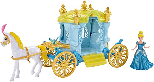 Disney Little Kingdom Magiclip Cinderella Carriage (Cinderella Carriage Disney)