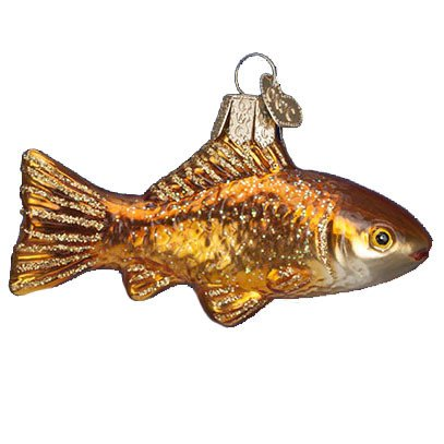 Goldfish Glass - 7