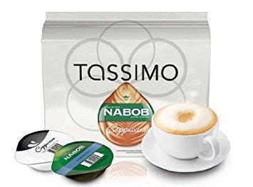 Tassimo nabob cappuccino - Cappuccino T-disc