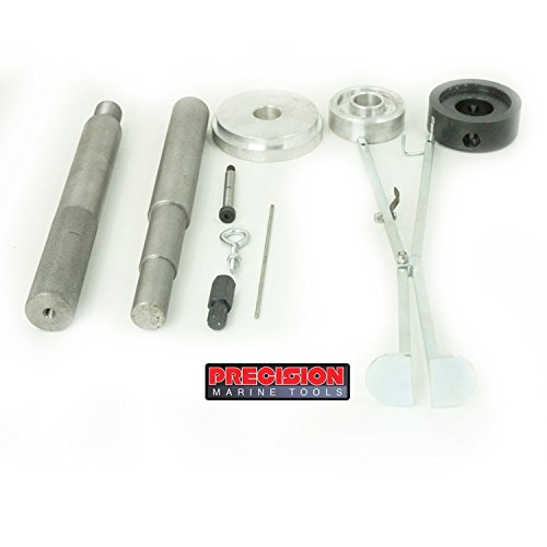 Image of Alignment Bar Gimbal Bearing Seal Bellow Set for Mercruiser 91-805475A1 OMC, Volvo Boat Engine Parts