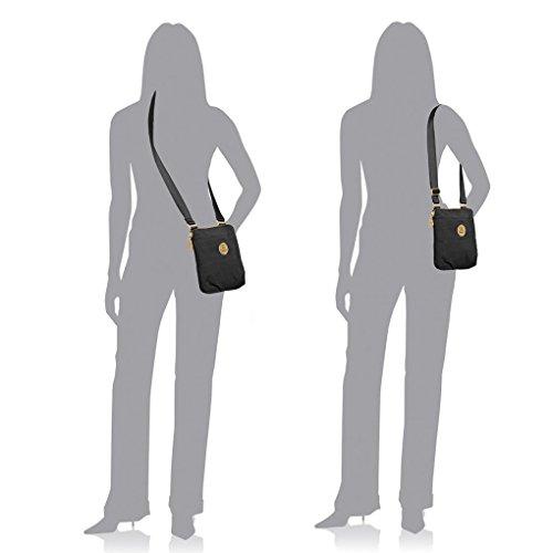 Purce Bundle Light Bag Hanover Mini Baggallini Juniper Fob Key Travel RFID XTHXZS