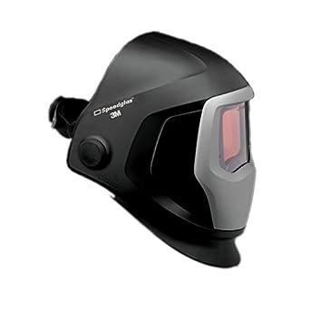 3M 00051135893876 Speedglas 06-0100-30SW - Casco de soldar con filtro de oscurecimiento
