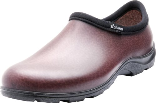 Sloggers Men's Waterproof Shoe with Comfort Insole, Brown, Size 9, Style 5301BN09