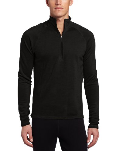 Ibex Outdoor Clothing Shak Jersey, Black, X-Large by Ibex