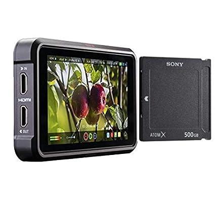 Amazon.com : Sony Atomos ATOMNJAV01 Ninja V Unit with Sony ...