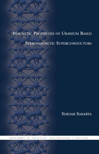 Magnetic Properties of Uranium Based Ferromagnetic Superconductors (Stand Alone Dup)