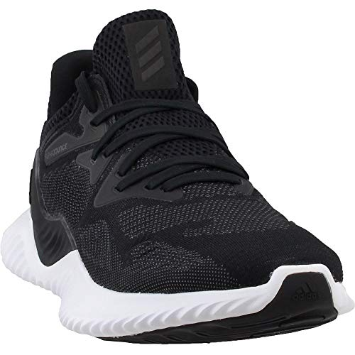 adidas Women's Alphabounce Beyond Running Shoe, core Black, Grey Five Fabric, 9.5 M US