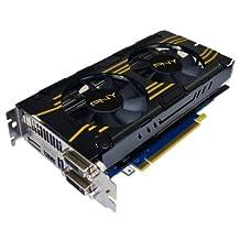 PNY NVIDIA GeForce GTX 760 OC 2GB GDDR5 2DVI/HDMI/DisplayPort PCI-Express Video Card VCGGTX7602XPB-OC