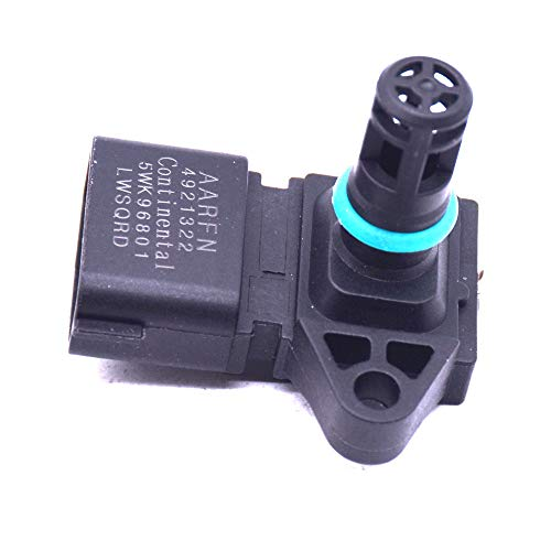 4921322 MAP Air Intake Pressure Sensor Fits 2007- up Dodge Ram 2500 3500 6.7L - Intake Air Pressure Sensor