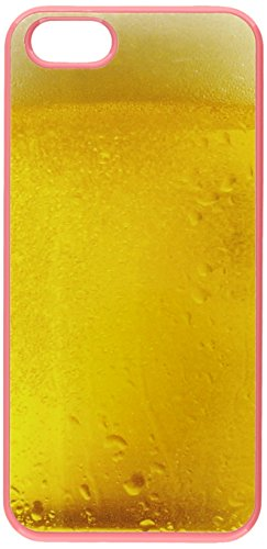 Graphics and More Beer Snap-On Hard Protective Case for iPhone 5/5s - Non-Retail Packaging - Pink