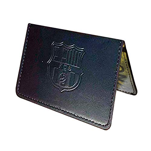 Barcelona FC Official Leather Card Wallet by Barcelona F.C.