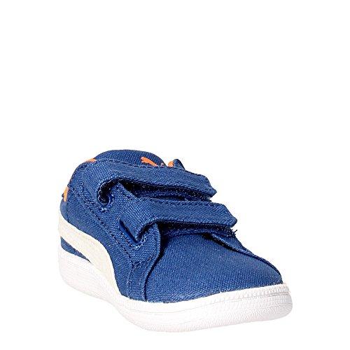 Puma 360161 003 Sneakers Boy Stoff Blau Blau 34
