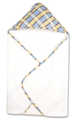 Trend Lab Hooded Towel Rockstar