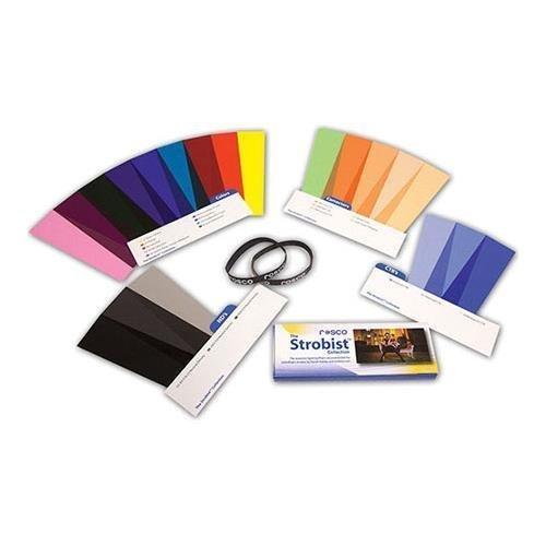 Rosco Strobist Collection Flash Pack, 1.5 x 5.5