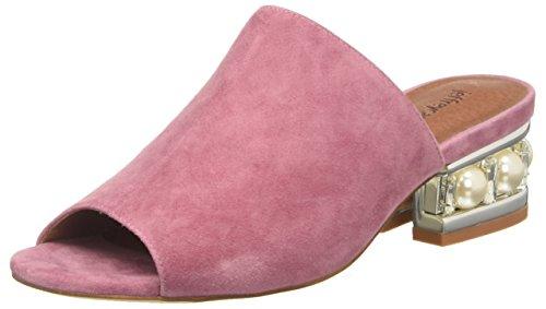 Rosa Jeffrey Mps Suede Sandalias Cerrada Punta 8 Mujer 001 para con Pink Campbell arcita vq6vSZr