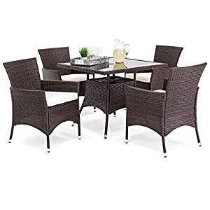 41yEX7SuYIL._SS300_ Wicker Dining Tables & Wicker Patio Dining Sets