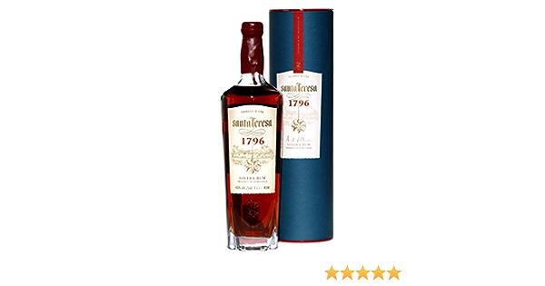 Santa Teresa 1796 - Ron, 1000 ml