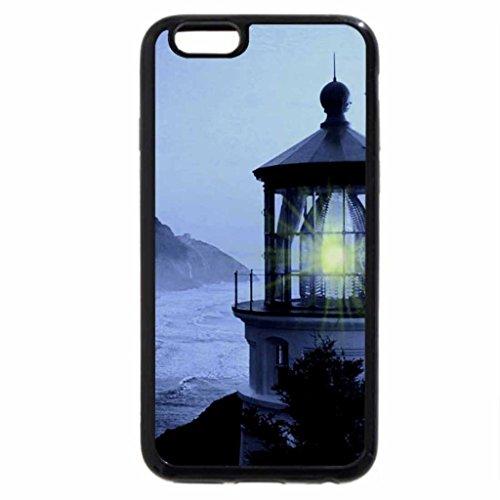 iPhone 6S / iPhone 6 Case (Black) Sailors light
