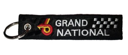 Amazon.com: Buick Grand National Power 6 Embroidered Key Chain: Automotive
