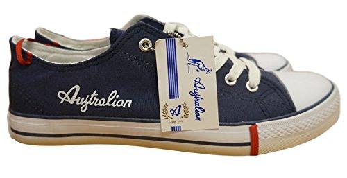 AUSTRALIAN , Damen Sneaker Blau
