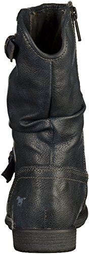 Mustang Navy Bottes 502 Fille 5043 zwqz6ErB