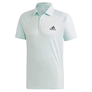 adidas Originals Mens Club C/b Polo, Green/Grey, Large: Amazon.es ...