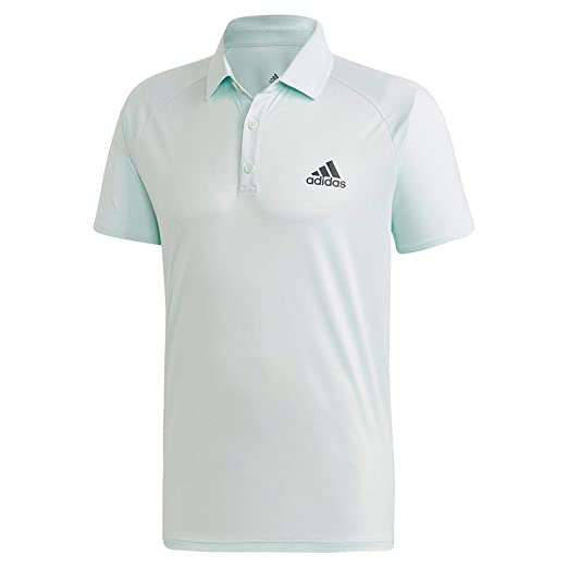 adidas Originals Mens Club C/b Polo, Green/Grey, Large: Amazon.es ...