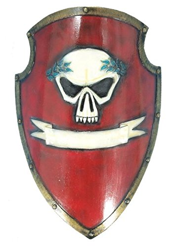Epic Armoury 403033 Imperial Shield - Red Kite, Unisex Adult