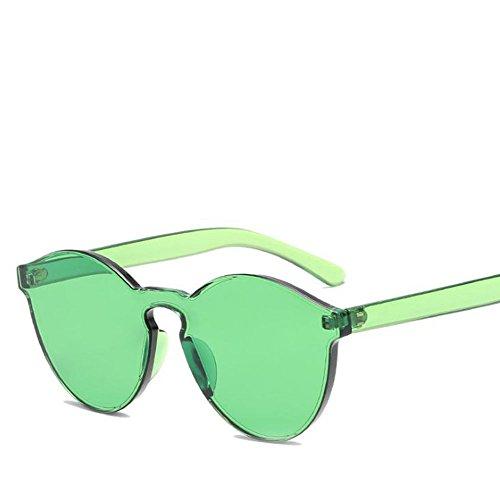 Sol farbene de ftalatos 54×58×145mm Gris nbsp;mm Bordes nbsp;× Sol BIGBOBA 54 Marrón Gafas 1 Unisex sin Gafas de aqUtnWYv