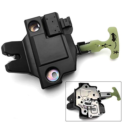 Entry Trunk Lock Latch Trunk Door Lock Actuator Integrated With Latch For 2007-2011 Toyota Camry Replace # 64600-06010 64600-33120 64610-33080