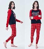 Boys Christmas Pajamas 100% Cotton Toddler Pjs Kids