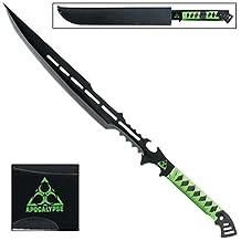 Bio-Terror Zombie Apocalypse Massacre Death Sword