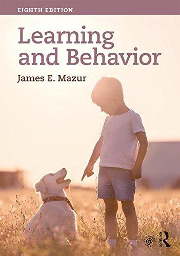 1138689947 - Learning & Behavior: Eighth Edition