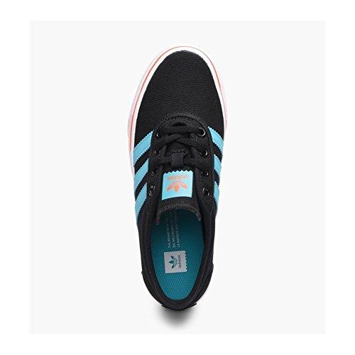 Adidas Adi-Ease J, Scarpe da Ginnastica Unisex – Bambini, Nero (Negbas/Azuene/Energi), 35-37 EU