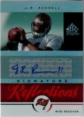 - 2005 Reflections Signature Reflections Red #SRJR J.R. Russell NM-MT Auto Buccaneers