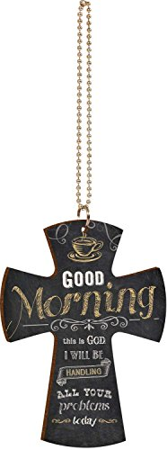 good-morning-this-is-god-coffee-cup-chalkboard-look-cross-wood-car-charm