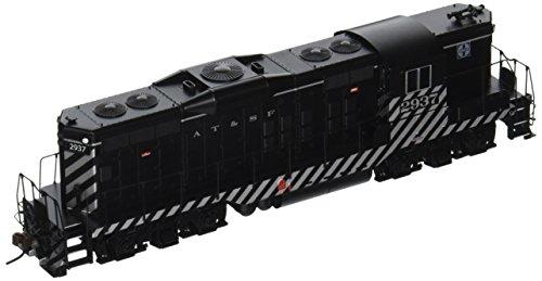 Bachmann Industries Santa Fe 2937 EMD GP9 Diesel Locomotive Car - Gp9 Diesel Engine