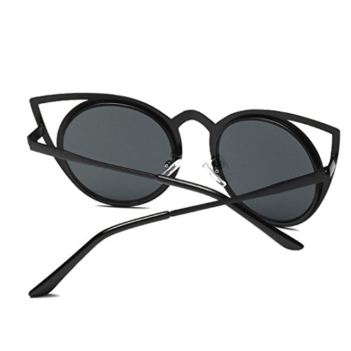 Huphoon Hot New Large frame Sunglasses Sunglasses Brand Sun Shaded Lens Classic Eyewear for Girl Lady