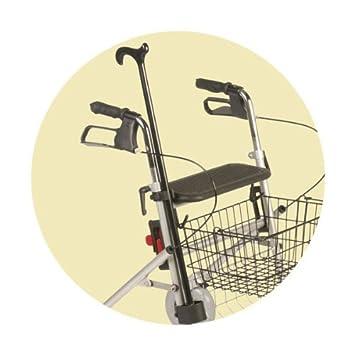 Drive andador con ruedas MIGO soporte para bastón: Amazon.es ...