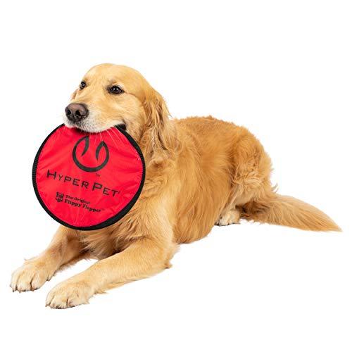 Hyper Pet Flippy Flopper Soft Dog Frisbee