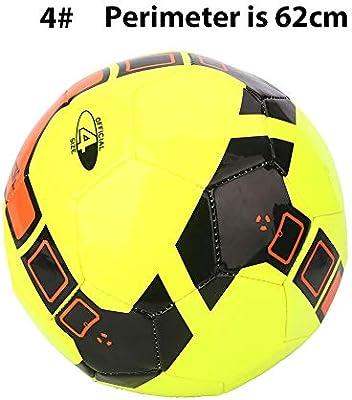 TOPmountain Balón de fútbol Tecnología de construcción más ...