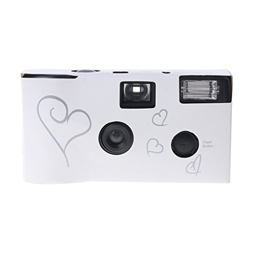 Fmingdou 36 Photos Power Flash HD Single Use One Time Disposable Film Camera Party Gift