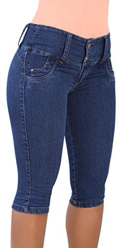 Jaycargogo Mens Straight-Leg Leisure Stretch Retro Moto Denim Long Pants