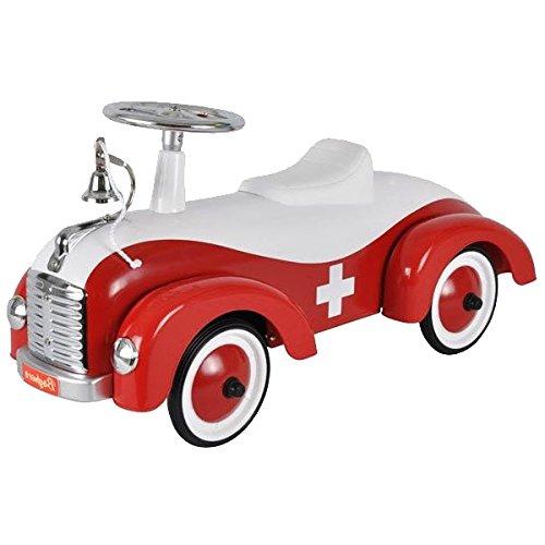 Bobby Car Krankenwagen - Baghera 840 - Rutscher Krankenwagen