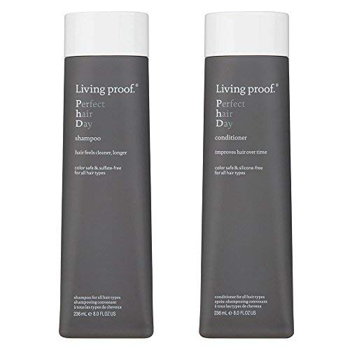 (Living Proof Perfect Hair Day Shampoo & Conditioner Duo Set)