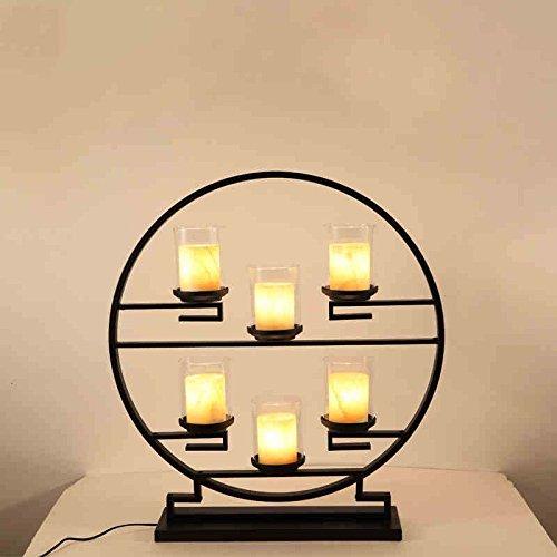 HOME Tischlampe / Stil / Schlafzimmer / Nachttischlampe / Klassik / Wohnzimmer kreative Dekoration-Studie Lampe ( größe : 6 )
