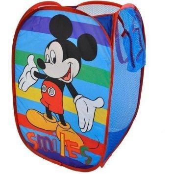 Pop Up Toy Storage (Disney Mickey Mouse Pop Up Hamper)