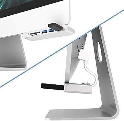 YILONG USB Cuerda de Carga del Cable de transmisi/ón del Cable de extensi/ón USB 2.0 A Hembra Datos Power Hub 1 Macho a 2 Dual USB Adapt