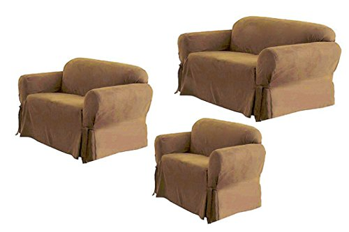 sofa loveseat and chair slipcover sets hereo sofa